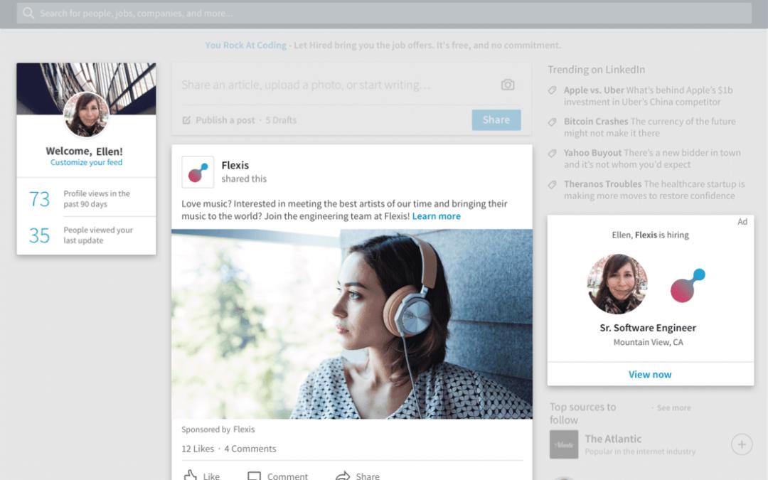 LinkedIn Ads Kampagnen richtig schalten