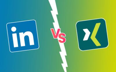 LinkedIn vs Xing – Vergleich der B2B Plattformen