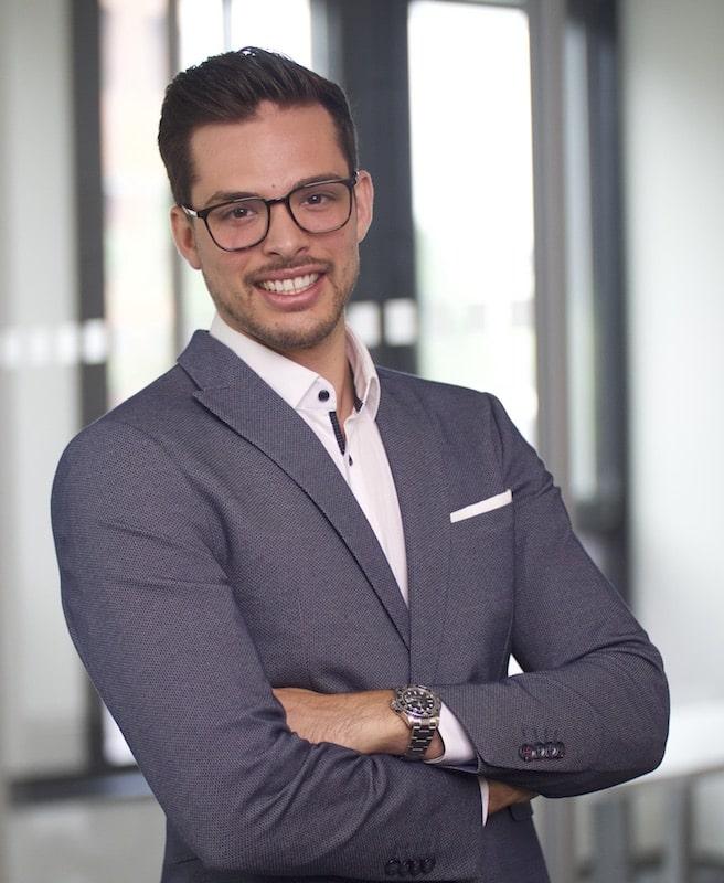 LinkedIn Experte Maurice Braun