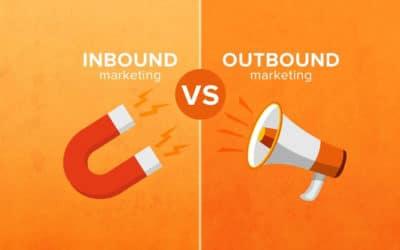 Inbound Marketing vs Outbound Marketing – Vor – und Nachteile