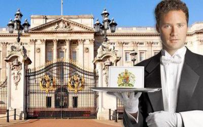 Sogar der Buckingham Palace nutzt LinkedIn, um Mitarbeiter zu rekrutieren