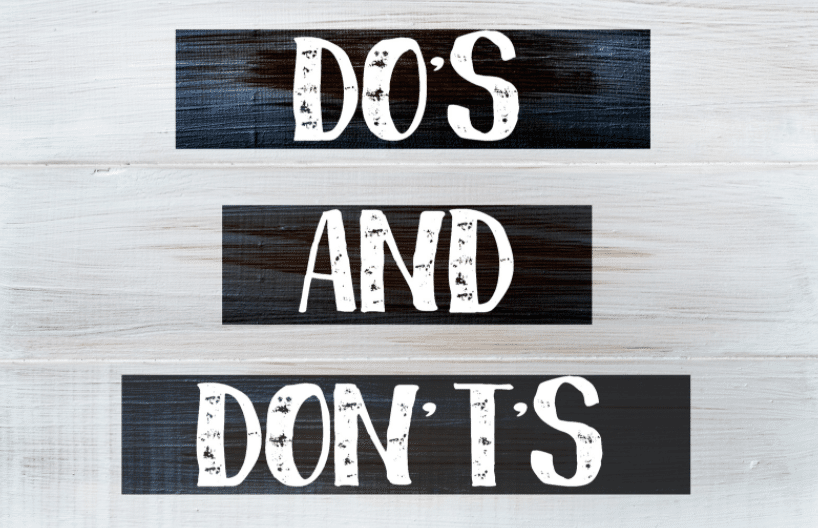 LinkedIn Content Dos and Don'ts