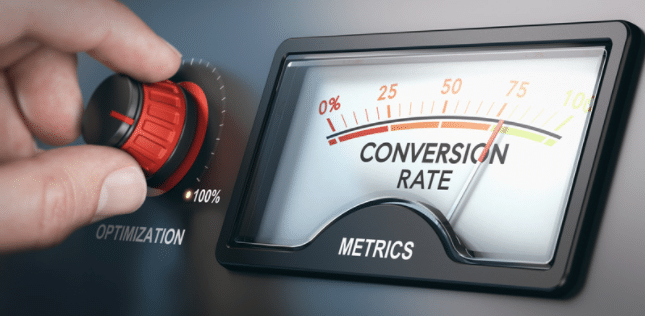 Lead Generation - Conversion rate