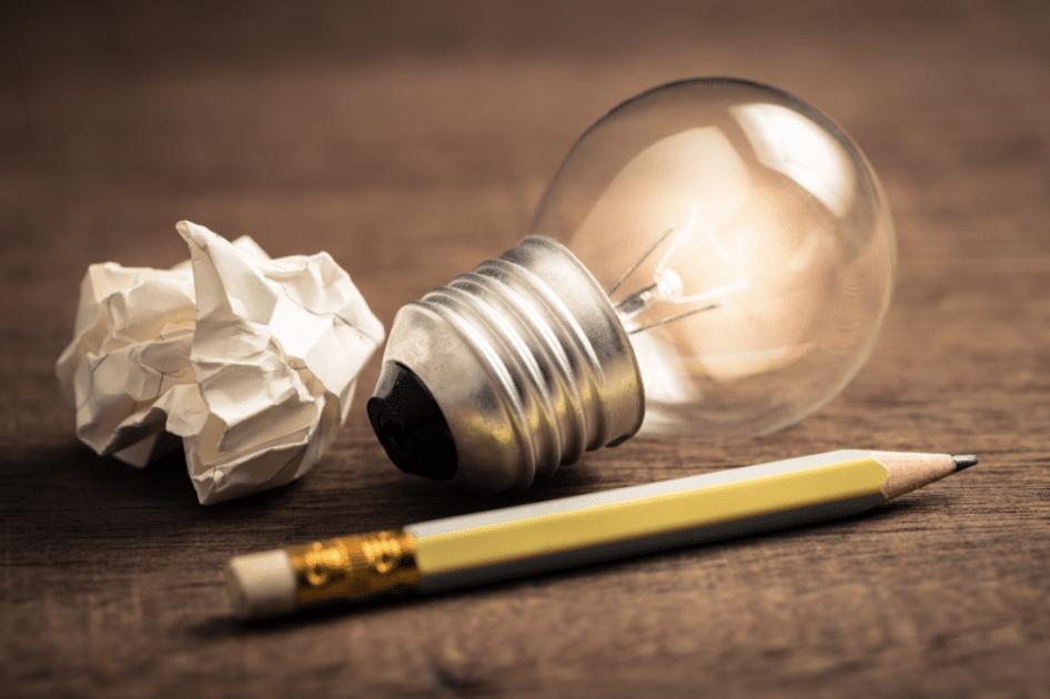 Ideenfindung und Brainstorming