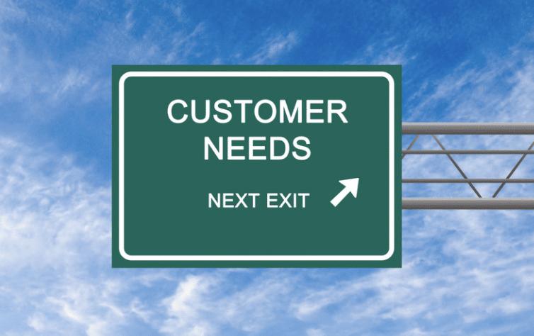 Kundenbedürfnisse - Customer needs